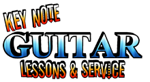 Key Note Guitar Lessons and Services